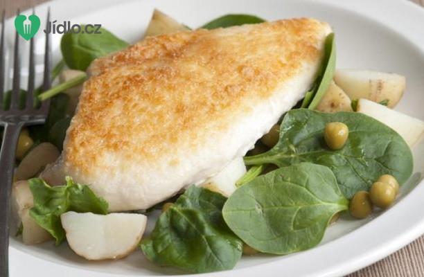 Recept Jarní kuře s parmezánem a brambory