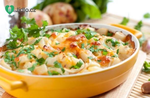 Recept Jarní zeleninový hrnec s bylinkovými knedlíčky