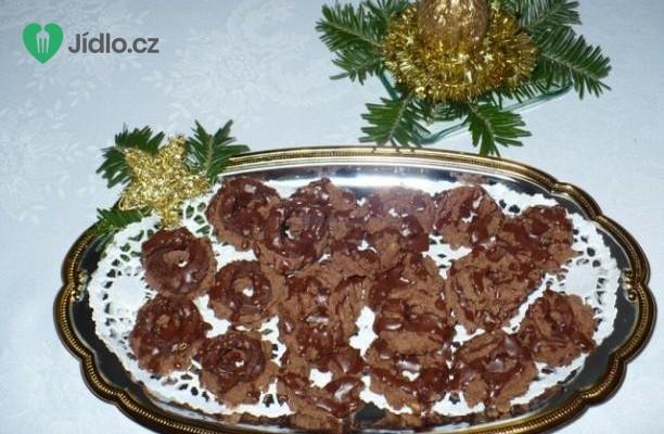 Recept Kakaové věnečky
