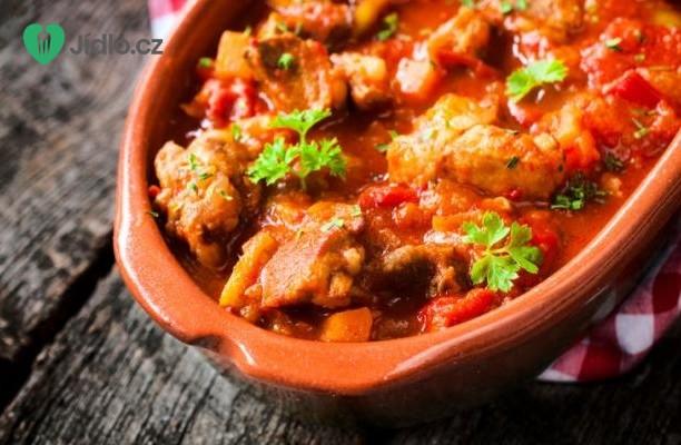 Recept Karibský hovězí guláš