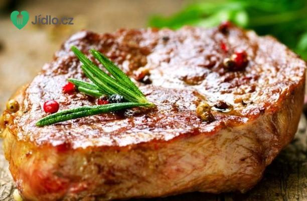 Recept Klasický grilovaný steak