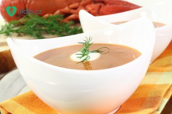 Recept Krémová polévka z kapra
