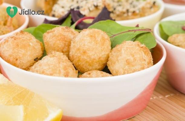 Recept Lahodné citronové koule