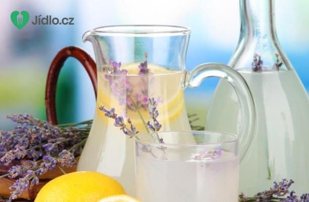 Recept Limonáda s levandulí