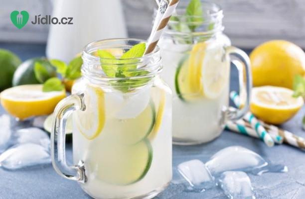 Recept Limonáda z citronů a limetek