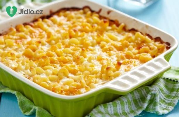 Recept Makarony se sýrem