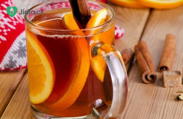 Recept Pečený čaj