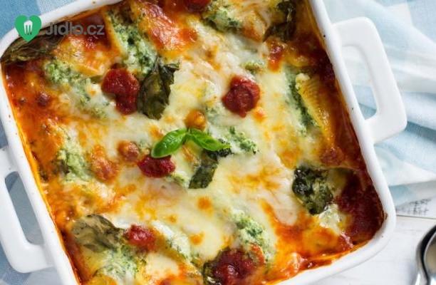 Recept Penne s rajčaty, smetanou a pěti sýry
