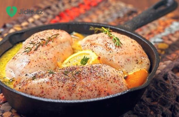 Recept Pikantní kuřecí prsa