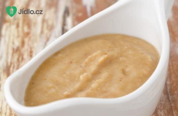 Recept Pikantní sýrová omáčka