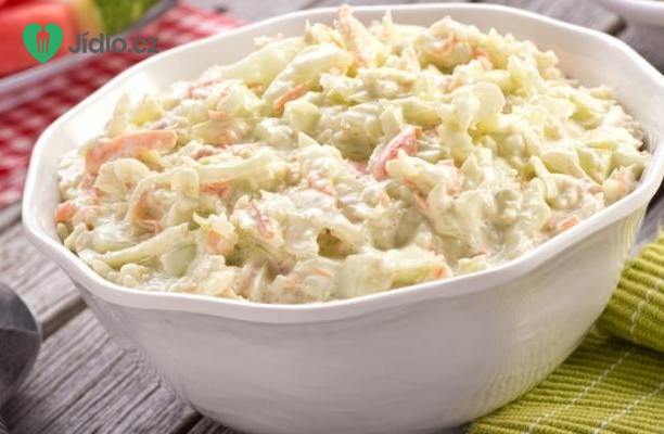 Recept Podzimní zelný salát