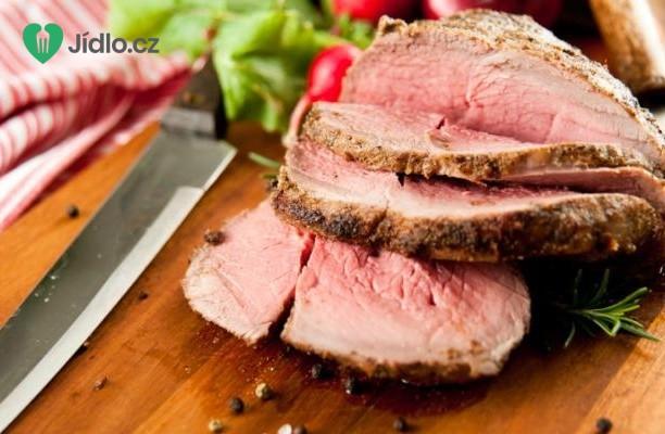 Recept Roastbeef rostbíf