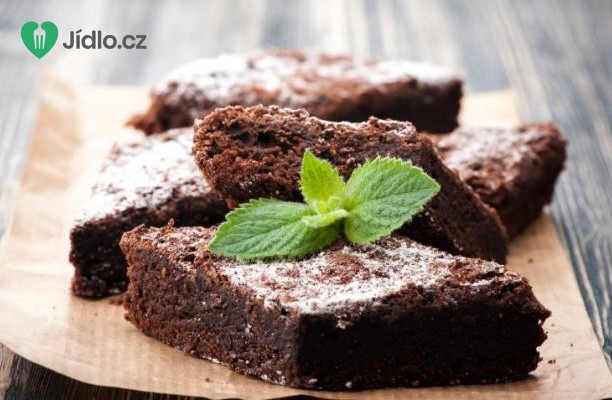 Recept Snadné čokoládové brownies