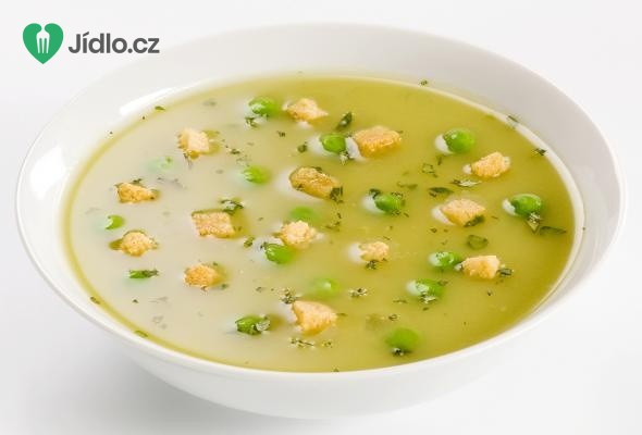 Recept Sváteční hrachová polévka