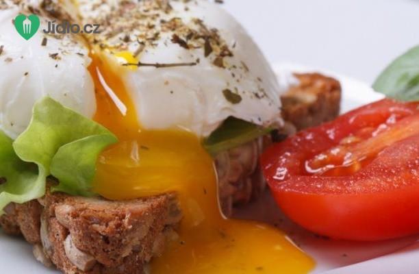 Recept Toast se ztraceným vejcem