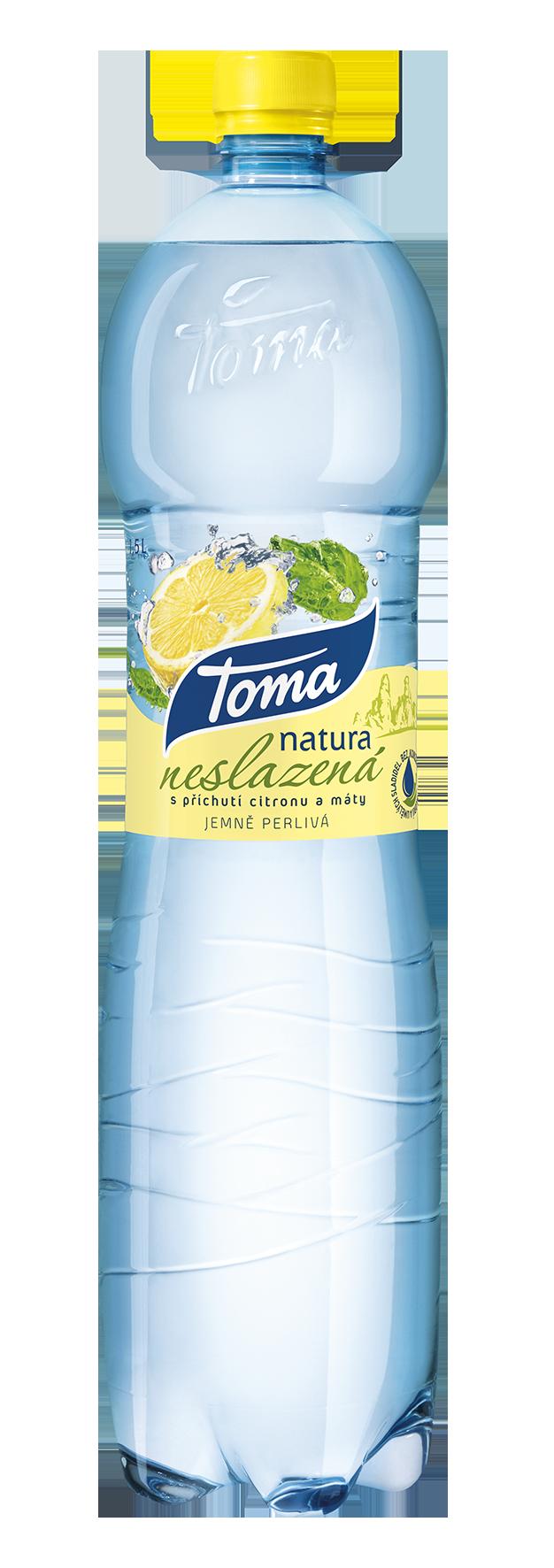 Toma Neslazená Citron-máta