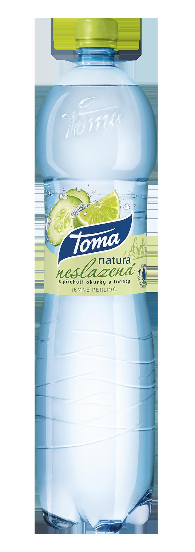 Toma Neslazená Okurka-Limetka