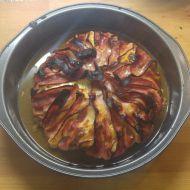 Slaninový koláč s mletým masem recept