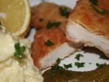 Smažené kuřecí medailonky recept