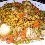 Quinoa s míchanou zeleninou recept