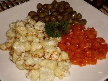 Zelenina jako příloha