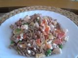Salát hladové studentky recept