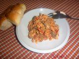 Žampionový salát recept