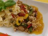 Rychlé kuřecí se zeleninou recept