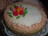 Sváteční dortík recept