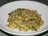 Těstovinové rizoto recept
