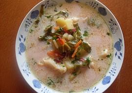 Polévka z chrástu červené řepy recept