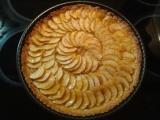 Jablečný dort s ořechy a skořicí recept