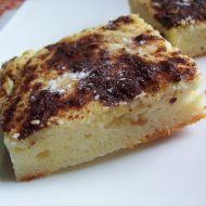 Tvarohový koláč na plech recept