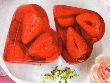 Valentýnské želé pro 2
