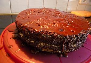 Jak opravit nepovedený dort