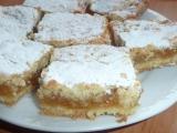 Křehký jablkový koláč recept