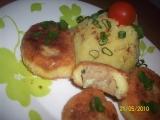 Sekaná v bramborovém těstě recept