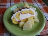 Ananasová roládka recept