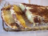 Mandlový hřbet recept
