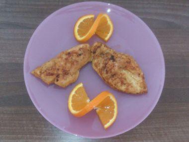 Pomerančová marináda s Dijonskou hořčicí na gril