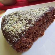 Královský čokoládový dort recept