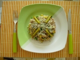 Vepřové rizotto recept