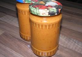 Cuketovo  papriková hořčice recept
