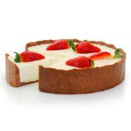 Jemný cheesecake recept