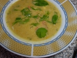 Sýrovo-zeleninová polévka recept