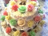 Třípatrový dort recept
