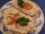 Polévková pomazánka recept