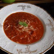 Rajčatová polévka nejen pro děti recept