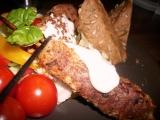 Kebab na špejli recept
