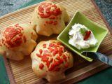 Rozmarýnové kytičky s červeným sýrem recept